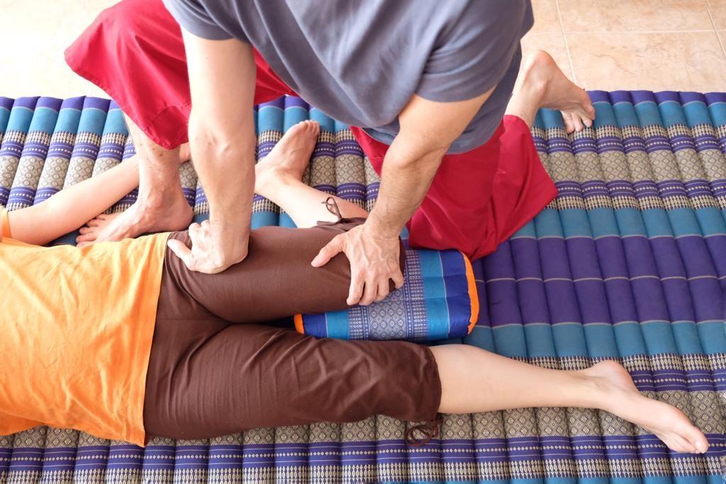 masaje tailandes
